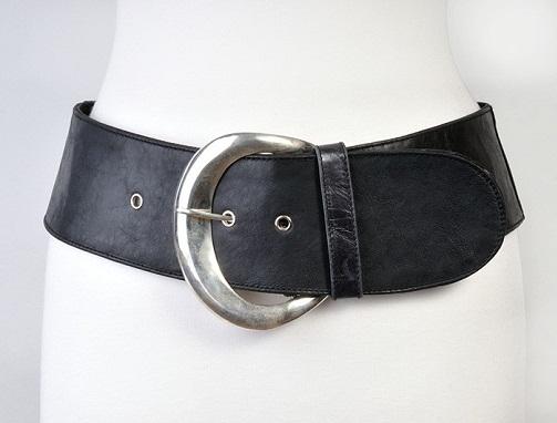 Broad Buckle Fancy Belts