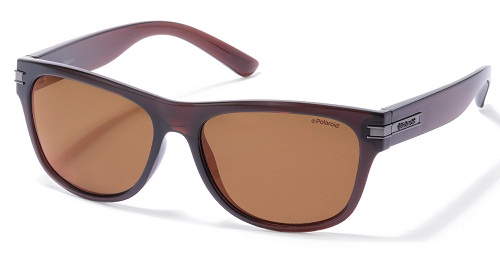 Brown Shaded Polarized Sunglasses