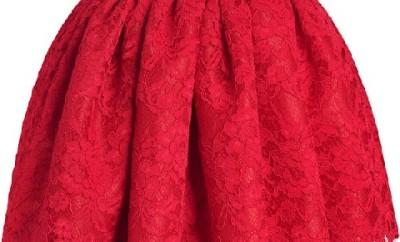 Bubble Floral Skirt