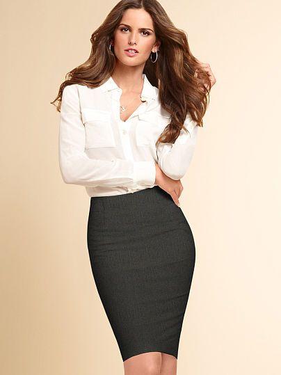 Business type Tube skirt