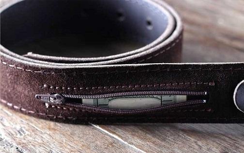 Casual Brown Belt