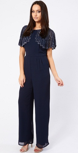 Casual Party Jumpsuit