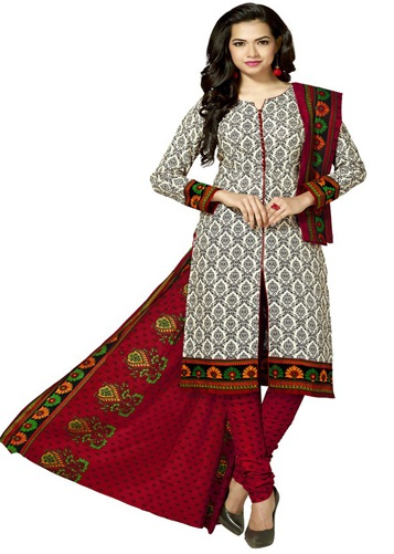 Casual Printed Churidar Kurta14