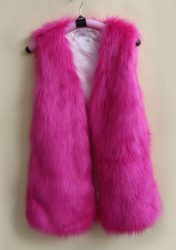 fur tops