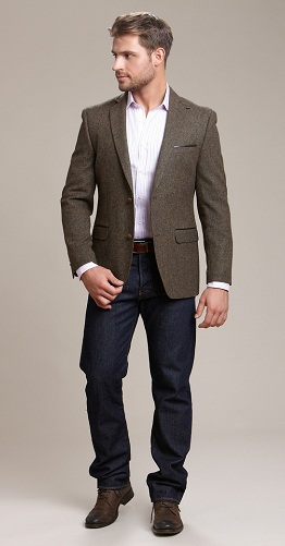 Casual Sports Blazer