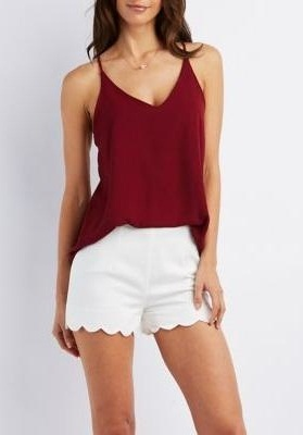 Casual Strap Top