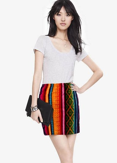 Casual Tight Skirts