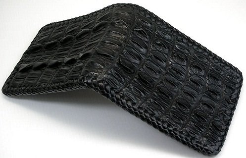 Casual use Crocodile Wallet
