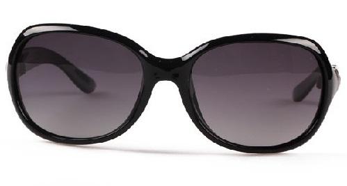 Classic Black Polarized Sunglasses