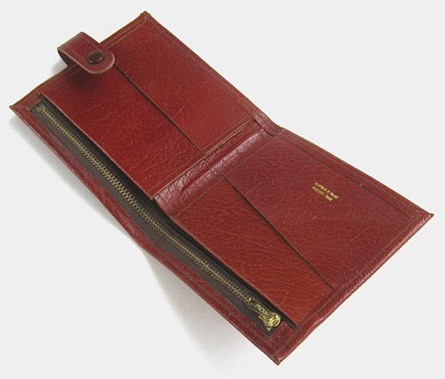 Classic Brown Vintage Wallet for Men