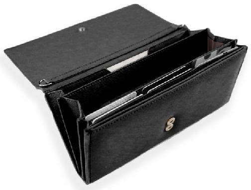 Clutch RFID Wallet