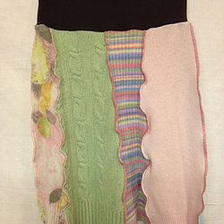 Colourful Wool Skirts