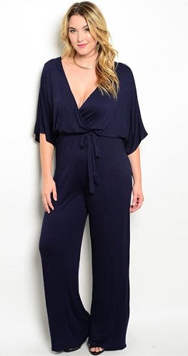 Comfortable Party Jumpsuit