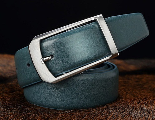 Cowhide Leather Belt for Jeans