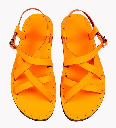 Criss Cross Beach Sandal