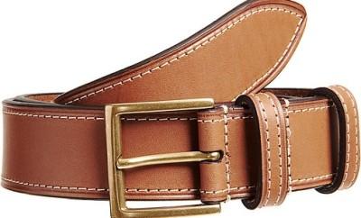 Debonair Leather Belt