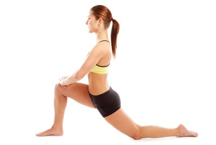 Deep Lunges