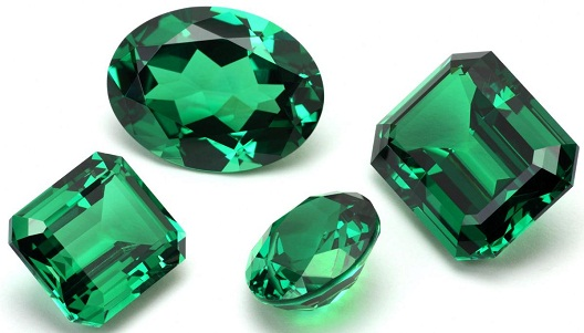 Deep Colored May Birthstone
