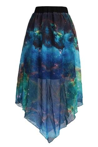 Digital Printed Skirt