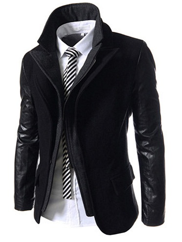 Double Collared Party Wear Blazer