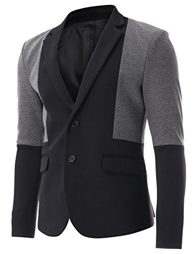 Dual Colored Party Wear Blazer
