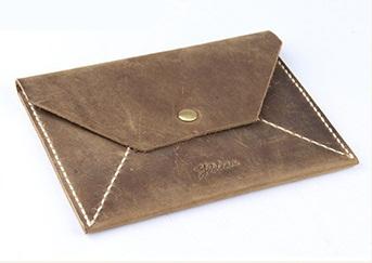 Envelope style Passport Wallet