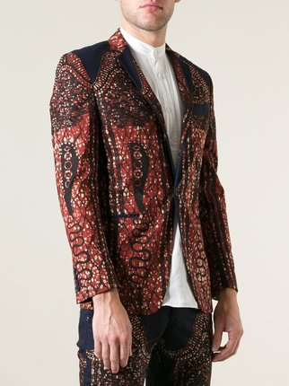Ethnic Style Party Wear Blazer