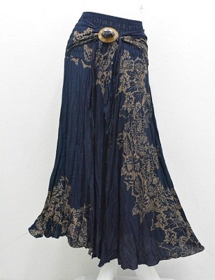 Fancy Broomstick Skirt