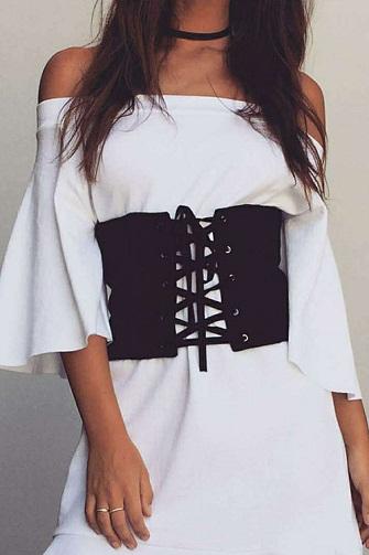 Fancy Lace Belts