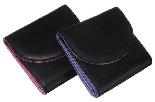 Flap Style RFID Wallet
