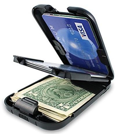 Flip Side RFID Wallet