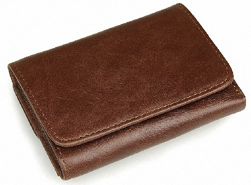 Foldable Men's Luxury Wallet