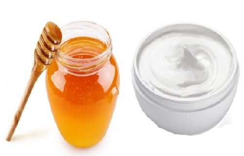 Fresh Cream and Honey
