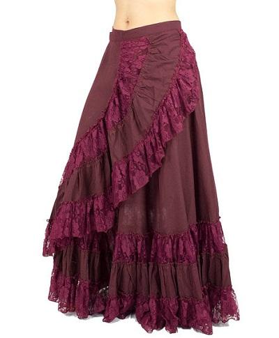 Full Gypsy Skirts
