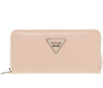 Full Zip Guess Wallet for Women