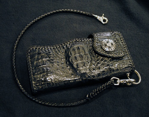 Funky Crocodile Wallet