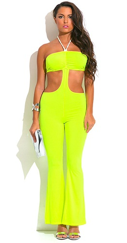 Green Party Jumpsuit