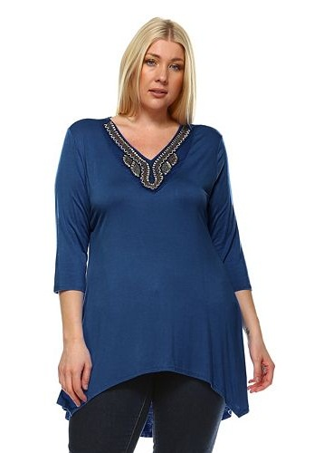 High Low Tunic for Women