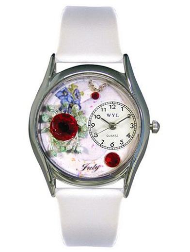 July birthstone watch