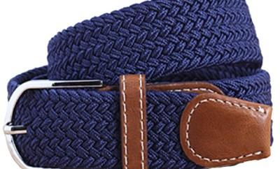 Knitted Belt for Jeans