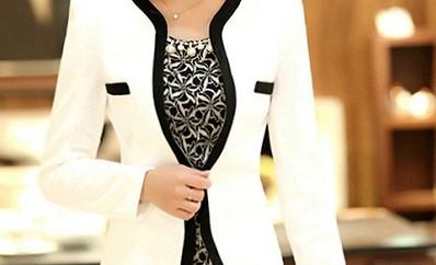 Ladies High Pocket Blazer Jacket