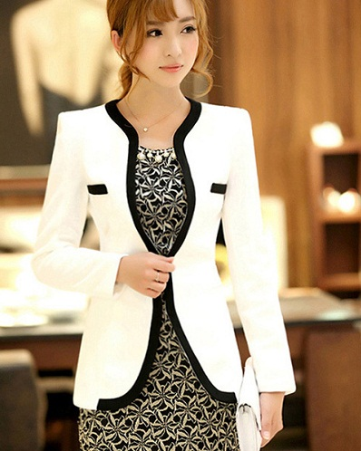 Ladies High Pocket Blazer Jacket