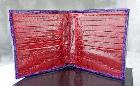 Large Alligator Wallet