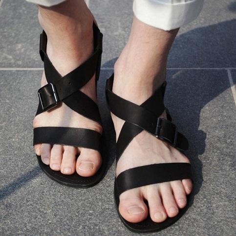 Leather Beach Sandal