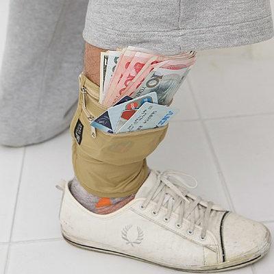 Leg Security Wallet