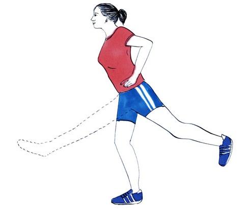 Legs Swinging
