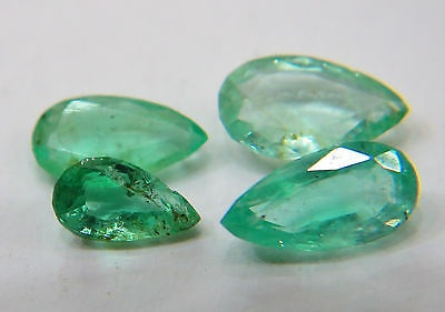 Light colored May Birthstone