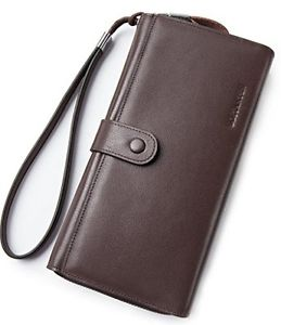Long Wallet with Buckle