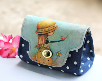Lovely and Trendy Clutch Wallet