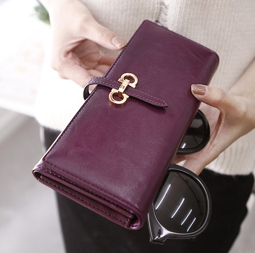 Luxury Long Wallet